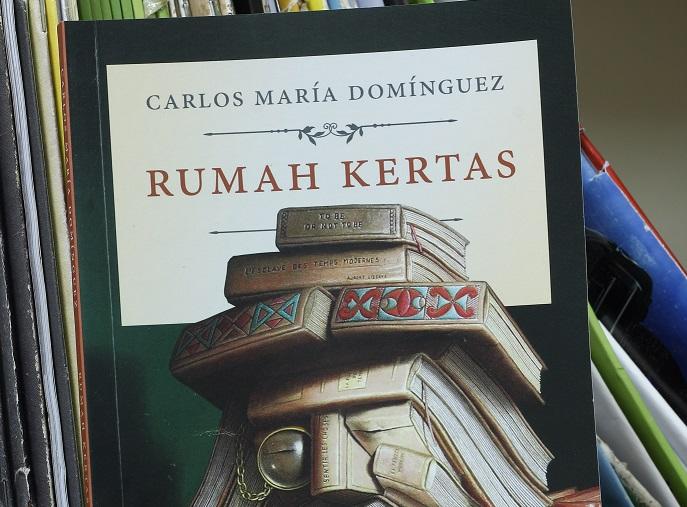 Resensi Buku Rumah Kertas Bibliofil atau Bibliomania featured image