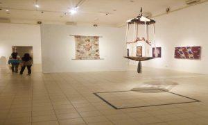 """lppm kreativa- Mengunjungi """"Garis Waktu"""" di Jogja Gallery"""